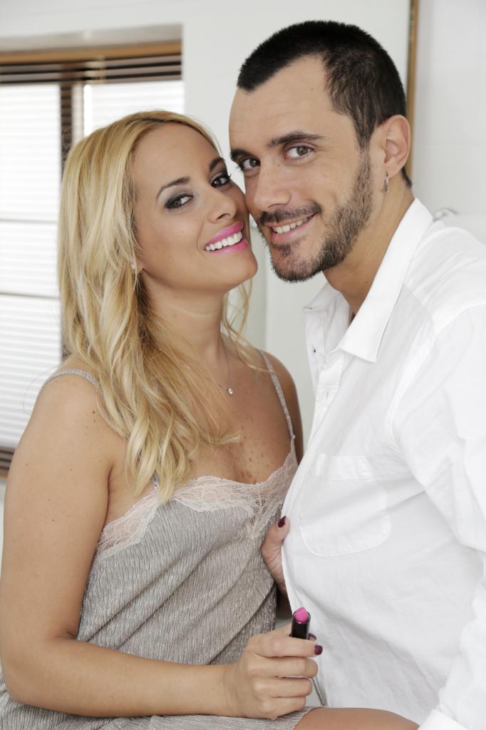 Helena Isabel e Diogo Luís