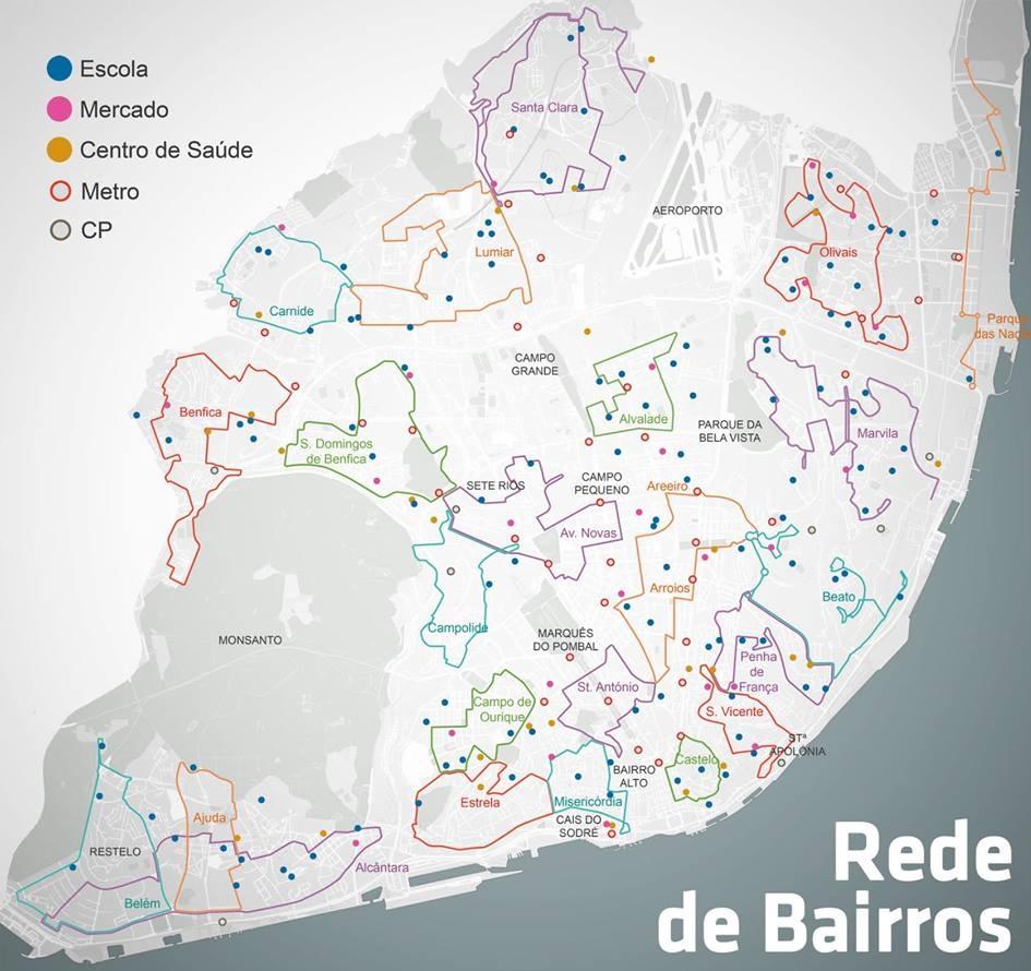 beato lisboa mapa As novas 23 linhas de autocarros da Carris que tem que conhecer beato lisboa mapa