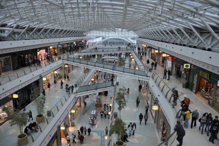 Centro comercial vasco da gama vai ter novas lojas - Centro comercial moda shoping ...