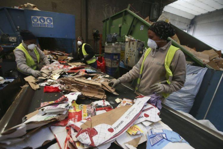 Resultado de imagem para Zero duvida de cumprimento de metas de reciclagem sem alteração de medidas