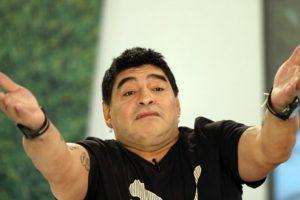 Reveladas fantasias sexuais de Maradona