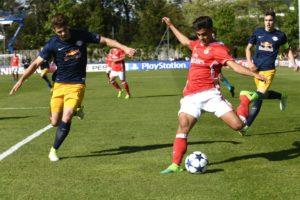 Avançado João Filipe renova com o Benfica até 2022