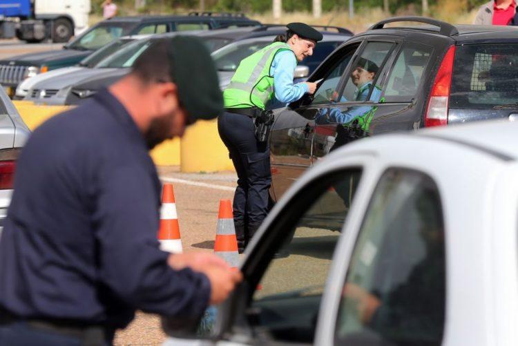 Resultado de imagem para GNR volta a intensificar a partir de sexta-feira a fiscalização rodoviária