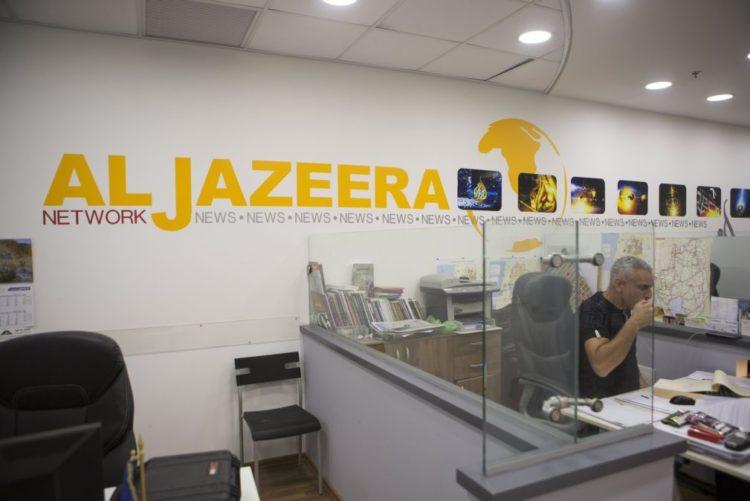 Resultado de imagem para Israel anuncia que vai fechar delegação da cadeia televisiva Al-Jazeera