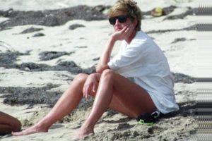 Vida sexual da princesa Diana exposta gravação de conversa telefónica