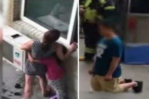 Mulher descobre que o marido tem uma amante e arrasta a filha para o suicídio (vídeo)
