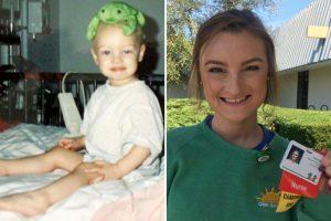 Sobreviveu duas vezes ao cancro e trabalha no hospital oncológico que a salvou