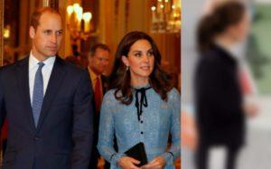 Kate Middleton mostra pela primeira vez barriguinha do terceiro filho