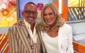 Teresa Guilherme passa a estar ao lado de Manuel Luís Goucha no Você na TV