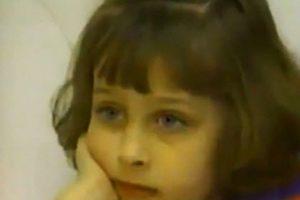 Menina psicopata que há 23 anos queria matar os pais cresceu e está irreconhecível