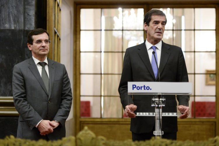 """Resultado de imagem para Rui Moreira """"satisfeito"""" agradece ao Governo por mudar sede do Infarmed para o Porto"""