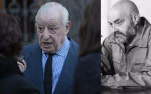 Pai de João Ricardo abandona velório após discussão e troca de insultos