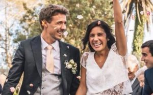 Foto de casamento de Mia Rose e Miguel Cristovinho fazia prever gravidez
