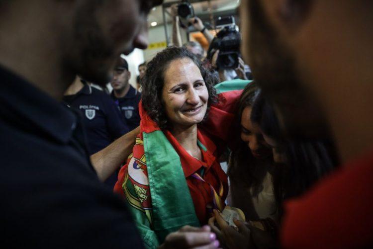 Resultado de imagem para Inês Henriques conquista quinto título nacional nos 20 km marcha