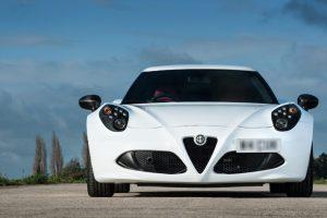 Alfa Romeo 4C, a companhia do homem que tem tudo