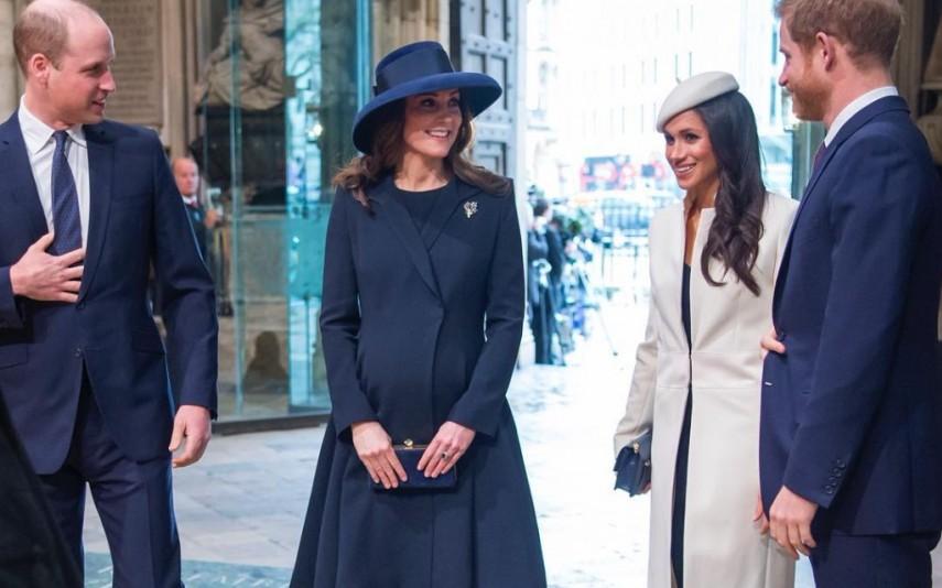 d57150a855e0f Kate Middleton vs Meghan Markle  Qual das duas a mais elegante