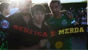 Não há memória de um gesto tão feio de Coentrão após perder a final da Taça [vídeo]