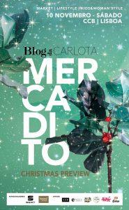 Mercadito da Carlota está de volta com novidades para o Natal
