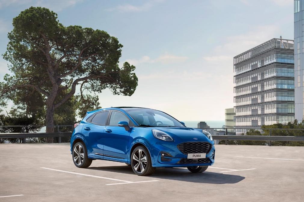 Novo Crossover Ford Puma Congrega um Design Sedutor, a