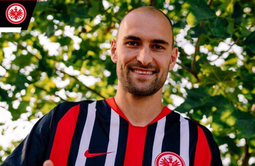 Eintracht Bas Dost