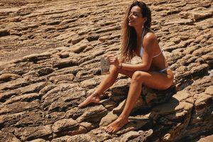 Joana Duarte assume namoro com cantor australiano