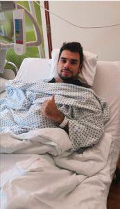 Miguel Oliveira operado ao ombro