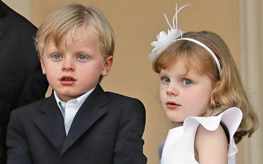 Jacques e Gabriella do Mónaco Bonitos, ricos e poderosos