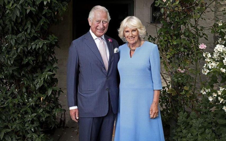 Camilla Compara Principe Carlos A Uma Cabra De Montanha