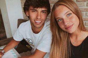 Margarida Corceiro partilha foto de testículo de João Félix