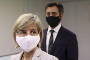 """Covid-19: Ministra da Saúde garante que Hospital de Penafiel terá meios """"imediatamente"""""""