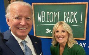 Conheça a nova primeira-dama dos Estados Unidos, Jill Biden