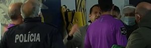 Frederico Varandas em confusão no túnel após empate do Sporting em Famalicão [vídeo]