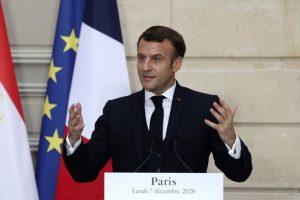 Macron testa positivo à covid-19 um dia depois de ter estado com António Costa