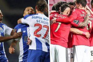 Sport TV oferece transmissão especial do FC Porto-Benfica nesta 6.ª-feira