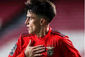 Cervi faz o terceiro do Benfica Cervi faz o terceiro do Benfica