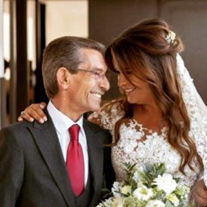Carla Baía perde o pai durante a passagem de ano