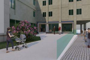 Novo Hospital da Ordem da Trindade pronto em maio ainda sem data para abrir