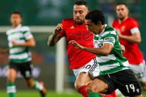 Liga NOS, Sporting vence o Benfica com golo aos 92 minutos e reforça liderança