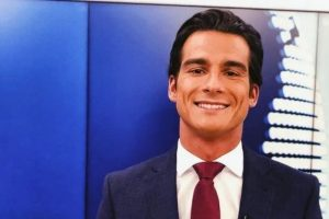 João Póvoa Marinheiro vive um novo romance com a também jornalista Nelma Serpa Pinto