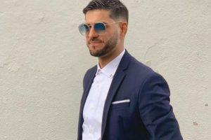 Gonçalo Quinaz recebe aviso de fora e desiste do reality show