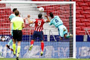 Atlético de Madrid sofre segunda derrota na prova e primeira em casa