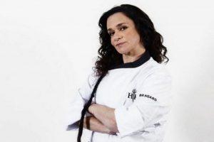 Rute Palas, de 41 anos, é concorrente de Hell's Kitchen