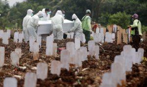 Covid-19 matou mais de 2,76 milhões desde o início da pandemia