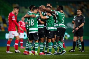 Sporting 2-1 Santa Clara