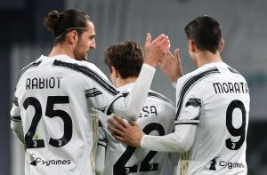 A Juventus, mesmo poupando vários titulares, incluindo Cristiano Ronaldo, deu hoje a volta e venceu a Lazio por 3-1 na liga italiana, a três dias de receber o FC Porto, nos 'oitavos' da Liga dos Campeões de futebol.