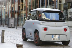 Citroën AMI – 100% ëlectric