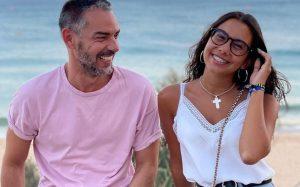 """Cláudio Ramos leva 'facada' da filha e lamenta: """"Ela já não é bebé"""""""