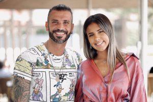 Bruno Savate e Joana Albuquerque assumem reconciliação e deixam fãs em êxtase