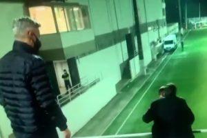 Novas imagens mostram como Pedro Pinho agrediu repórter [vídeo]