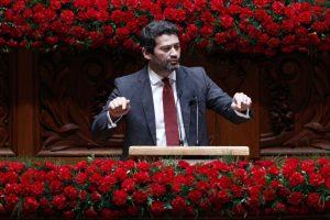 """André Ventura diz que devia celebrar-se """"luto da democracia"""" – 25 de Abril"""
